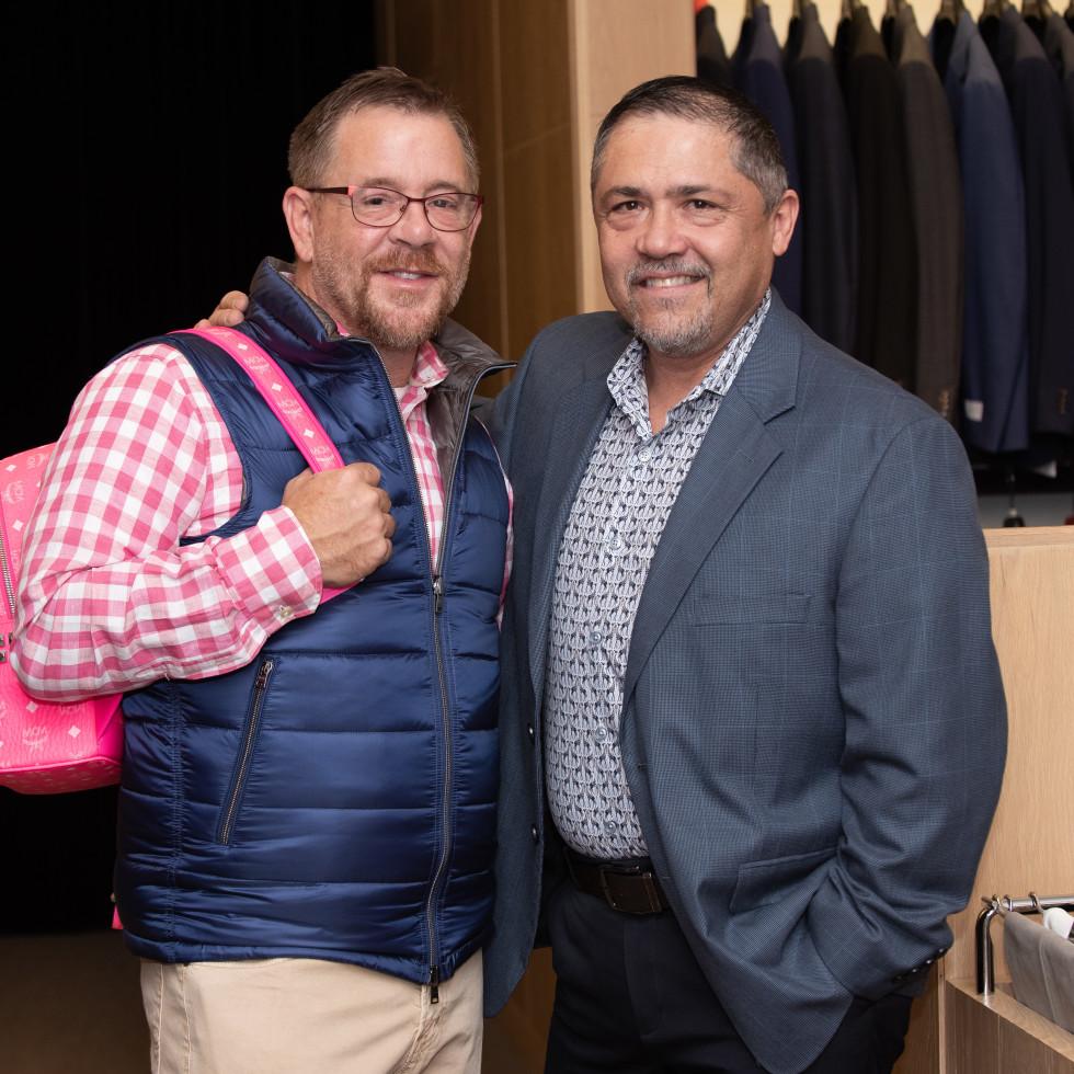 Real Men Wear Pink Shelby Kibodeaux Bruce Padilla