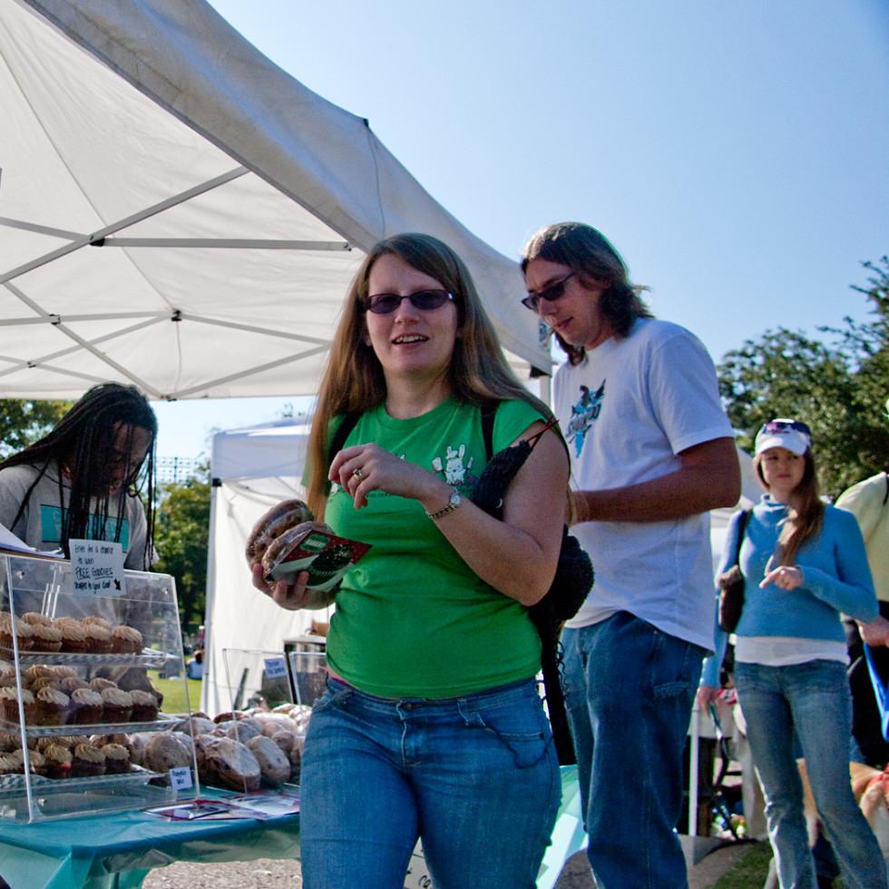 Texas Veggie Fair, shirts