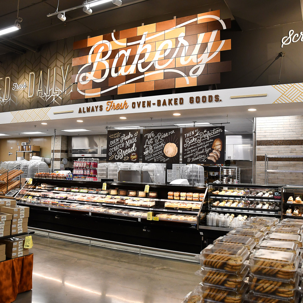 H-E-B Buffalo Heights Houston Bakery