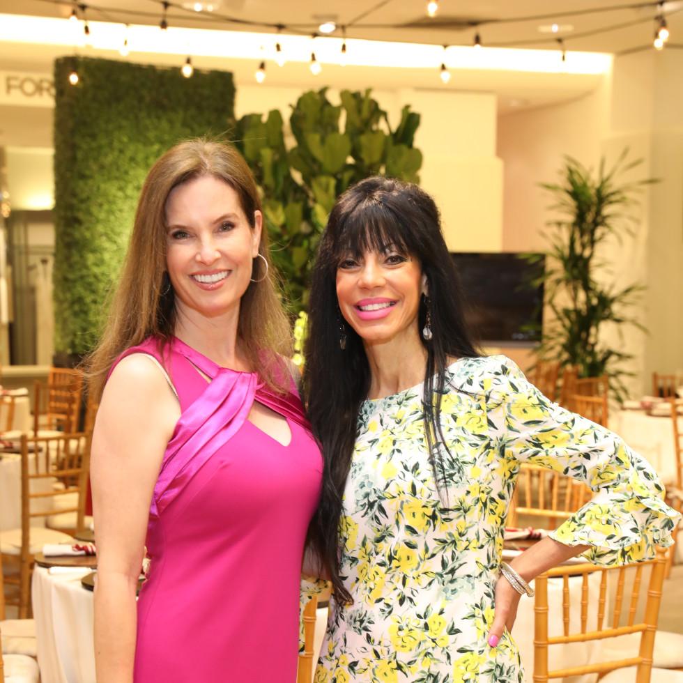 Lunch with Lela PetSet Christy Raines Vina Nichols