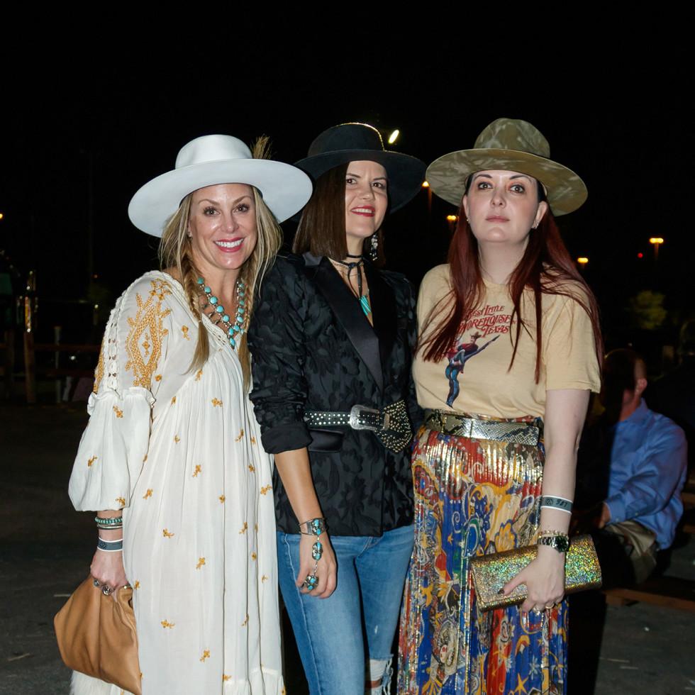 Carrie White, Nerissa Von Helpenstill, Karen Turney