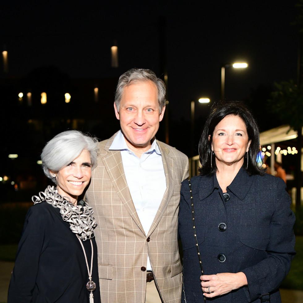 Uh Public Art 50th Celebration: Judy and Scott Nyquist, Lea Weingarten