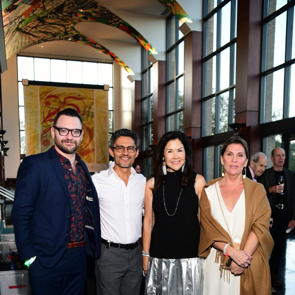 UH Public Art 50th Celebration: John Abodeely, Jose Contreras-Vidal, Geraldina Wise, Lee Steffy