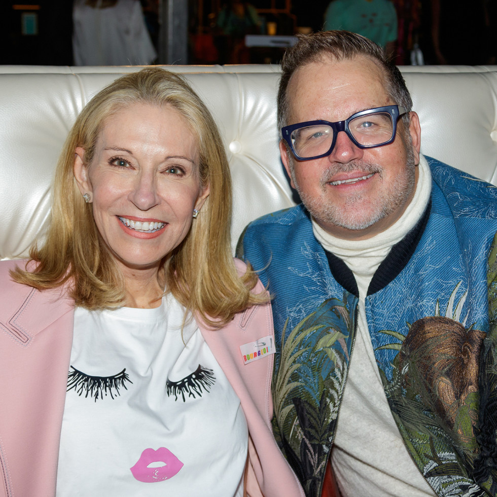 Cindy Rachofsky, Todd Fiscus