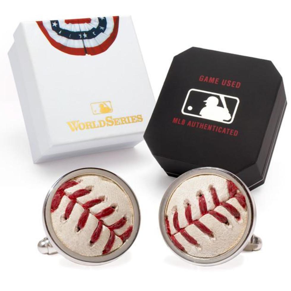 Where to shop Astros World Series 2019 Metro Man cufflinks