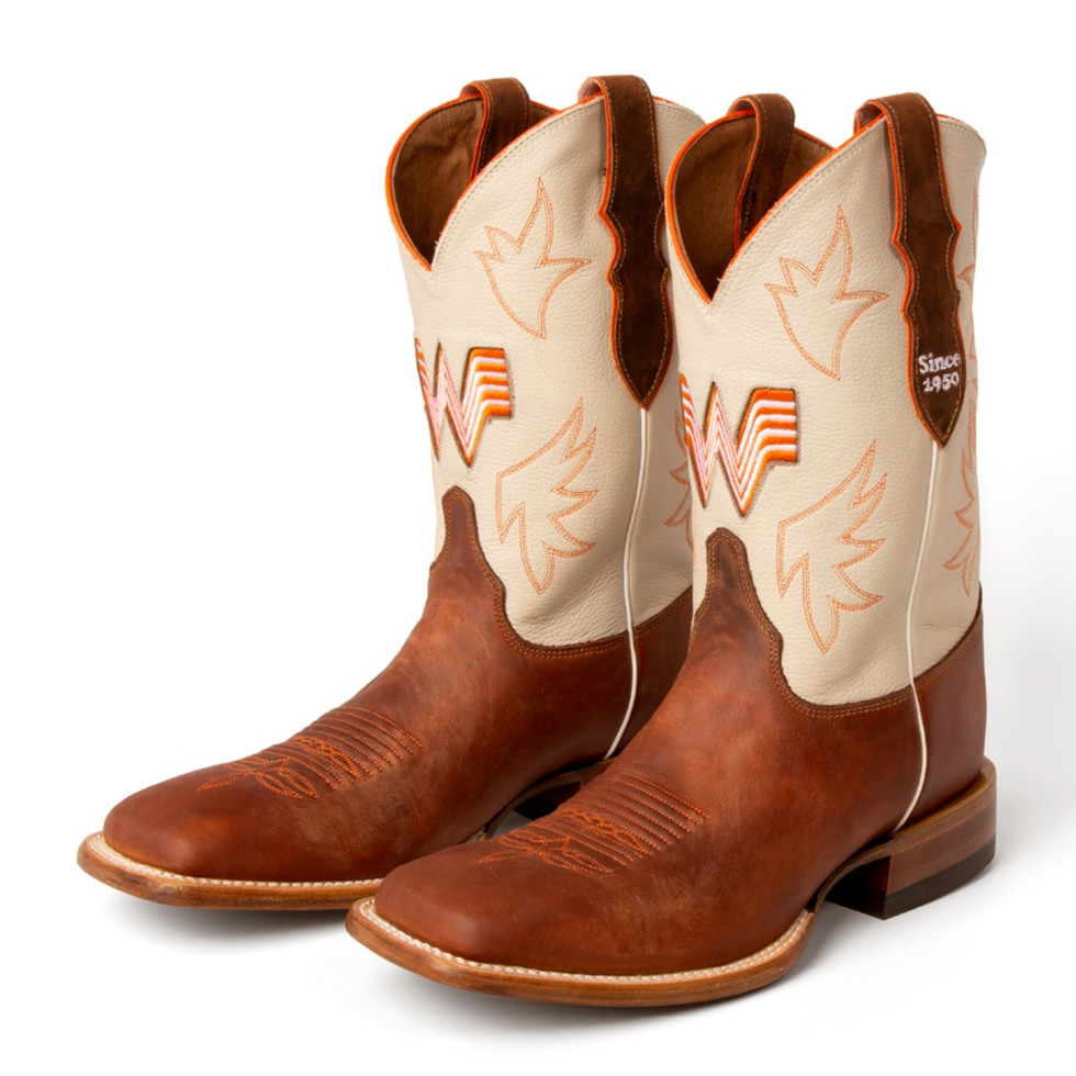 Whataburger boots men's