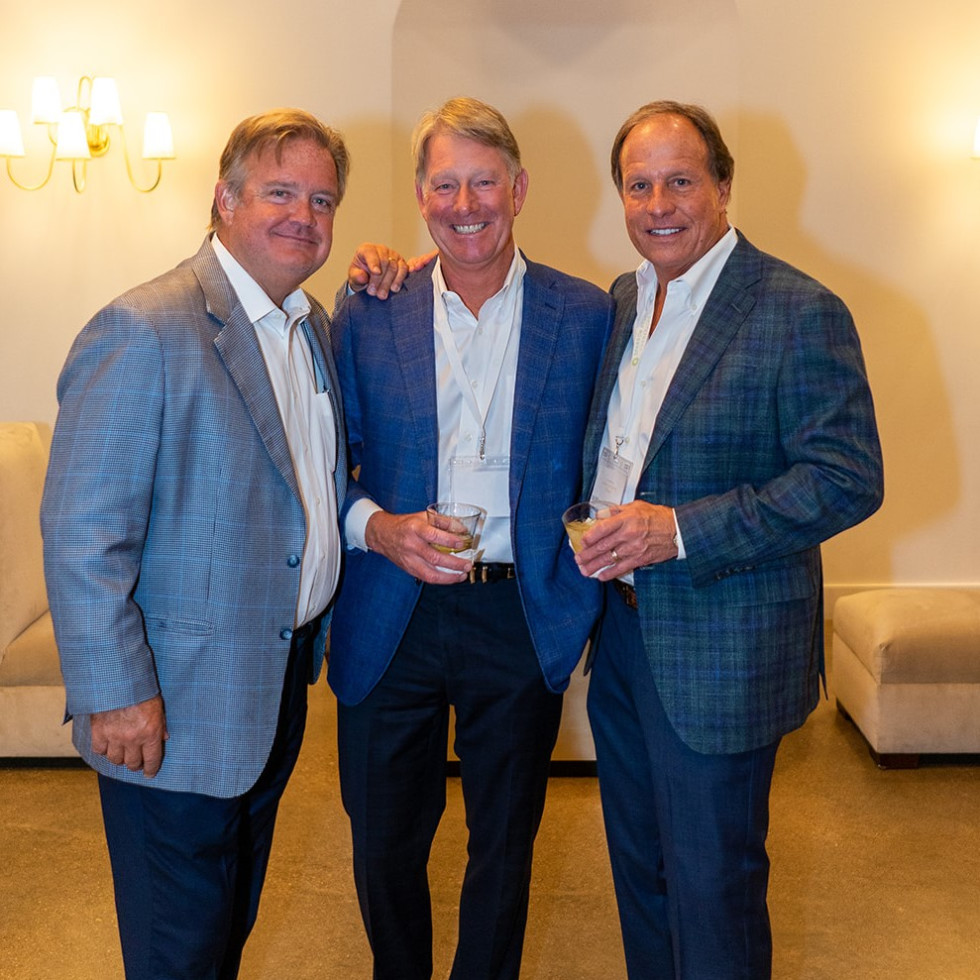 Lance McIlhenny, Dow Crocker, Bill Shuford