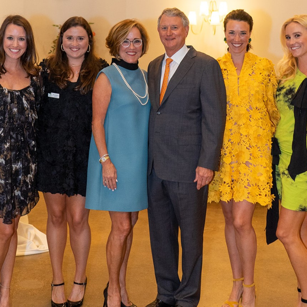 The Shuford Family - Lauren Laughry, Mary Shuford, Kathi, Scott, Caroline Smith, Adriane Crosland