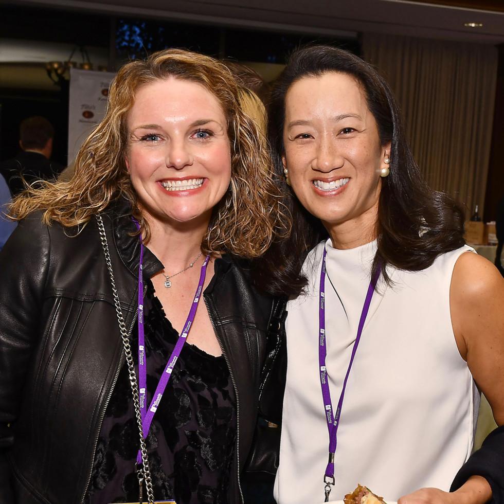 Iron Sommelier 2019 Erin Otness and Monica Ho