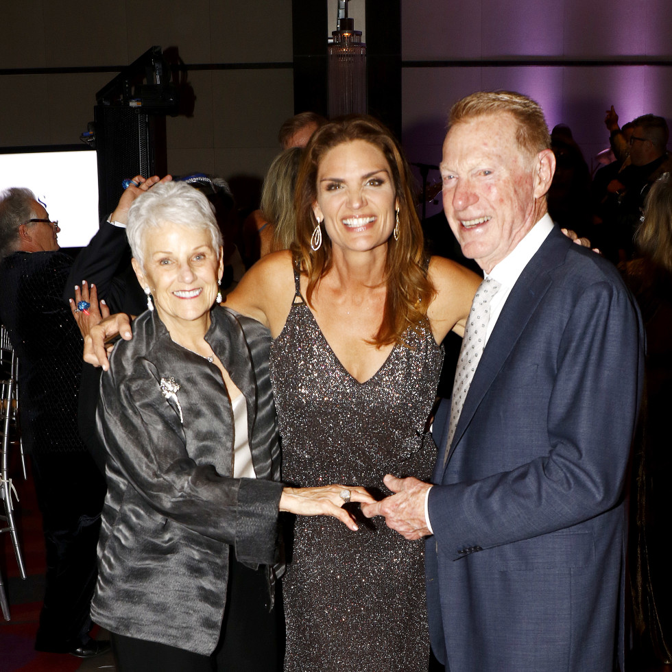 Carolyn Waghorne, Angie Waghorne, Rick Waghorne