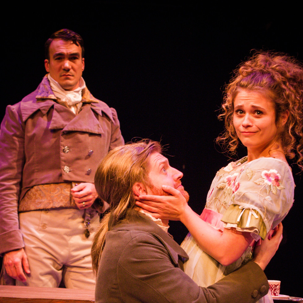 Main Street Theater: The Wickhams cast