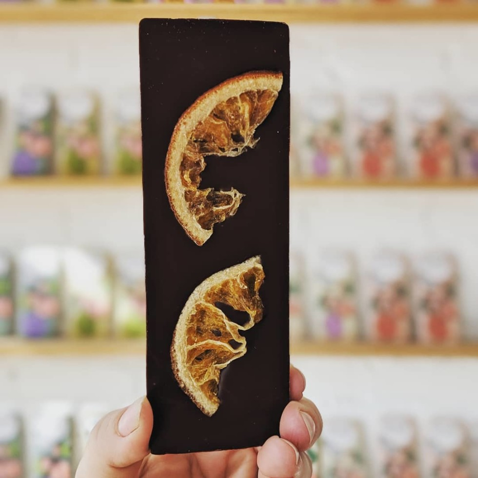 SRSLY Chocolate bar