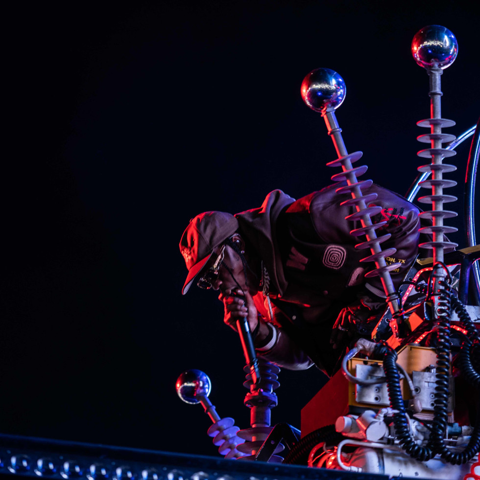 Astroworld Festival 2019 Travis Scott