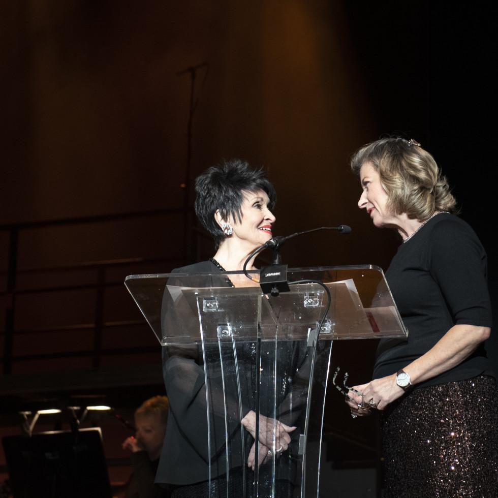 Chita Rivera, Jane Schoen