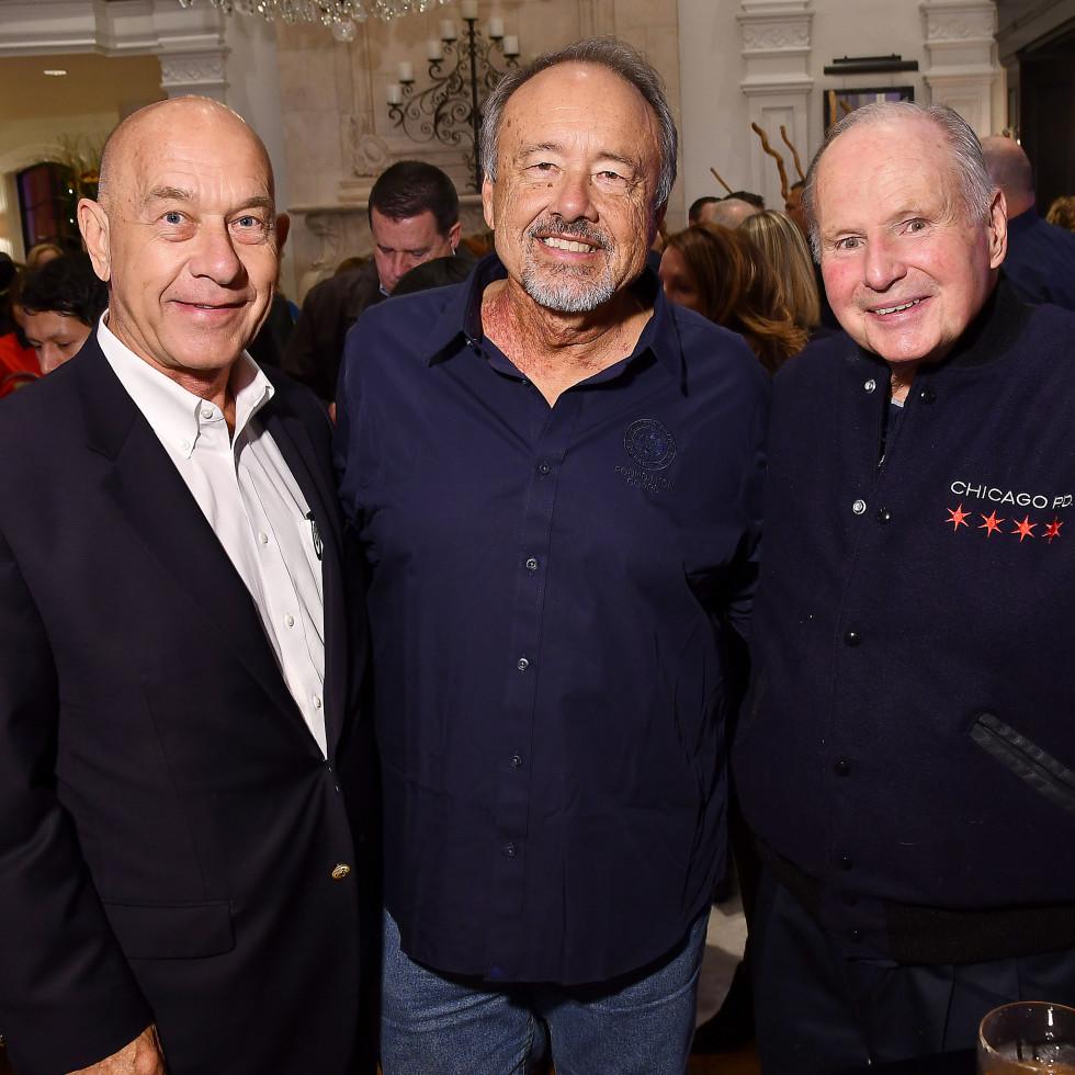 True Blue Gala 2019 Senator John Whitmire, Darryl Schroeder and Don Sanders