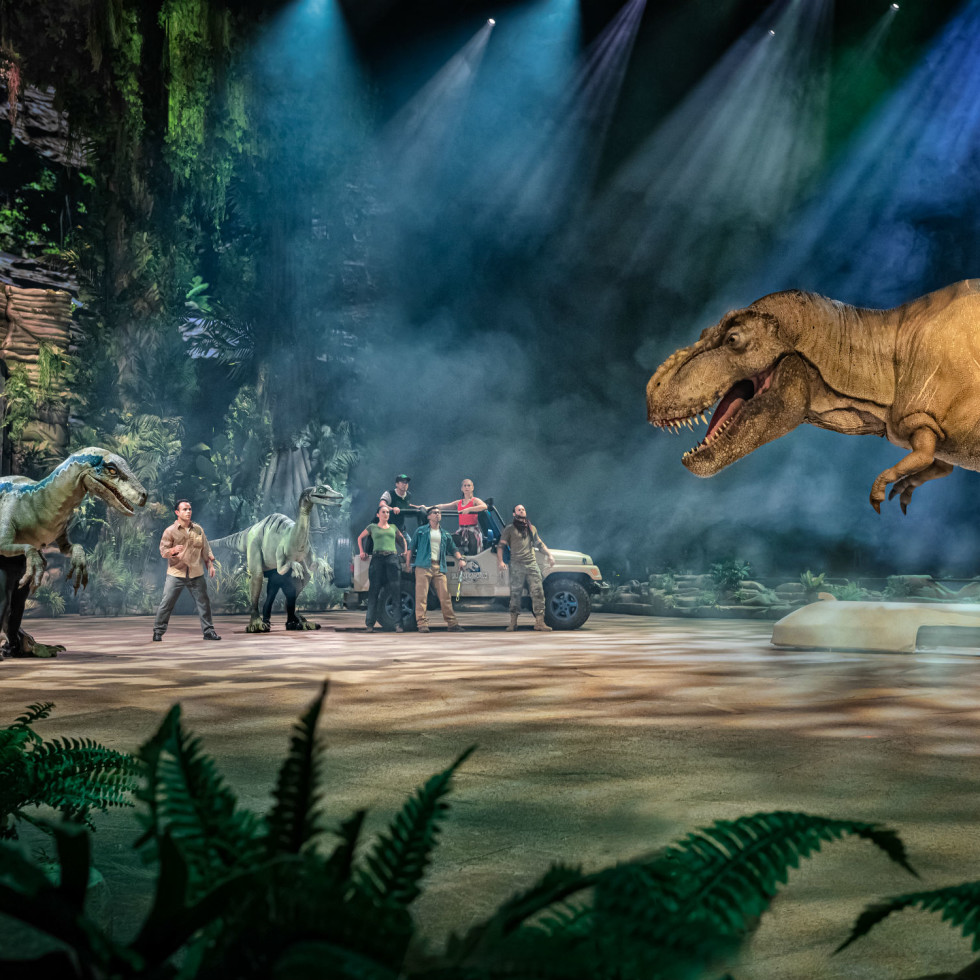 Jurassic World Live Tour