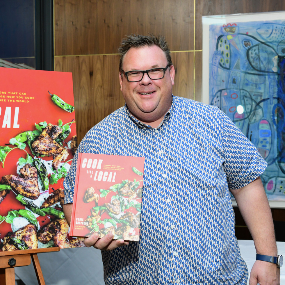 Chris Shepherd Cook Like a Local cookbook