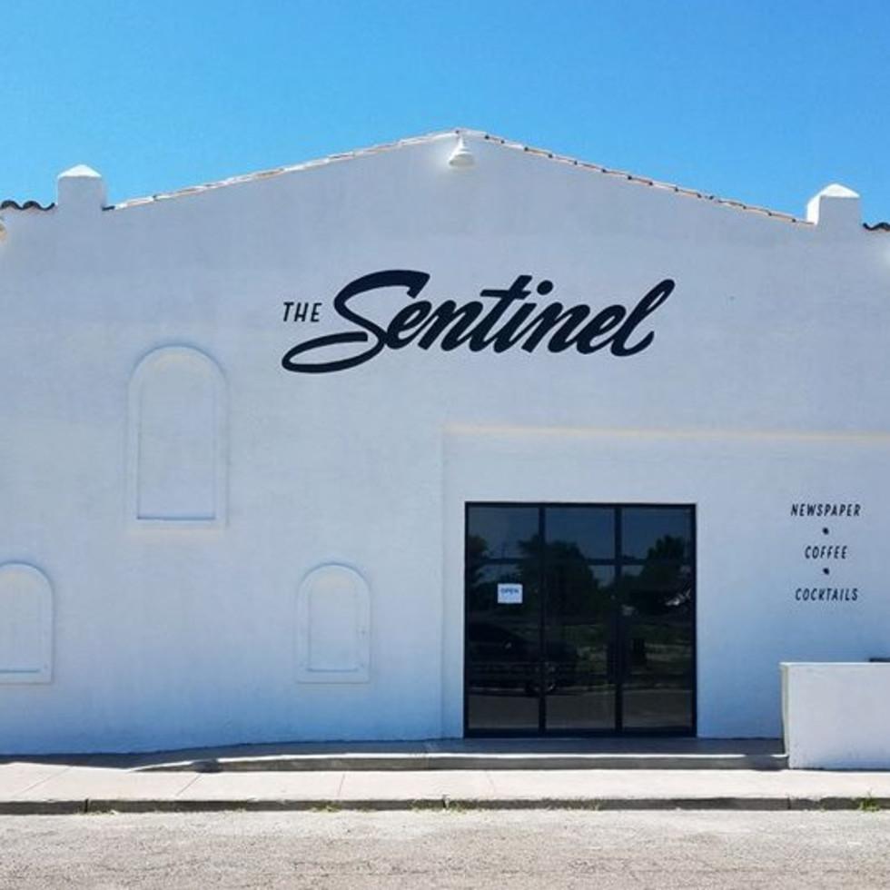 The Sentinel Marfa