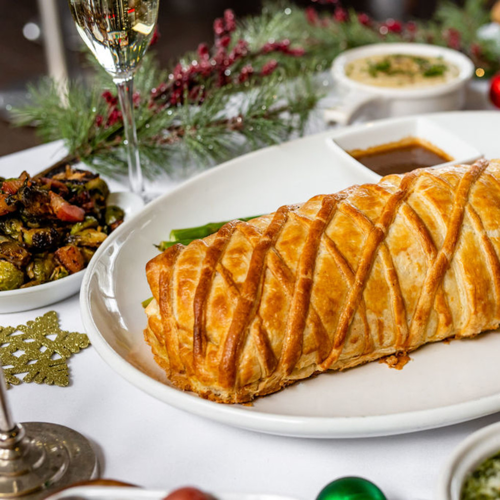 Beef Wellington from B&B Butchers