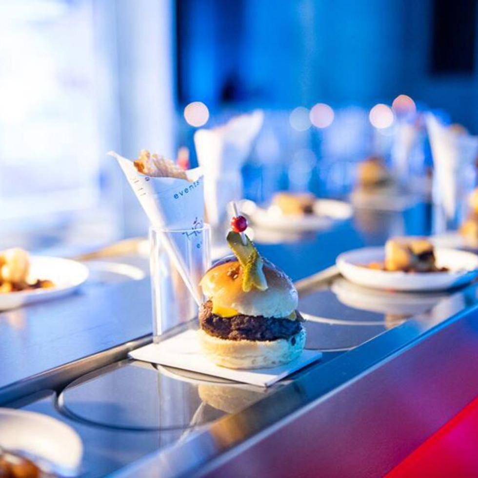 interactive food_real weddings