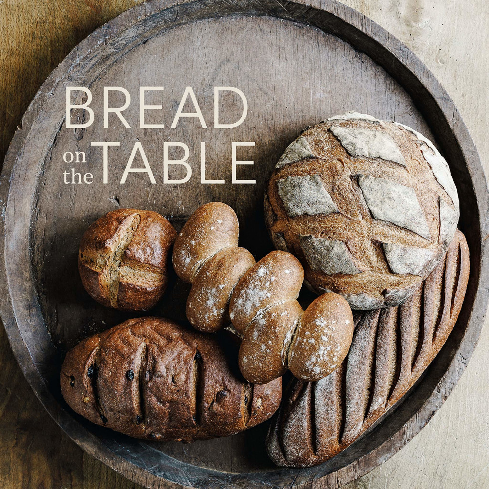 Bread on the Table David Norman