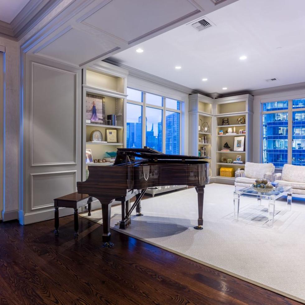 Ritz Carlton penthouse