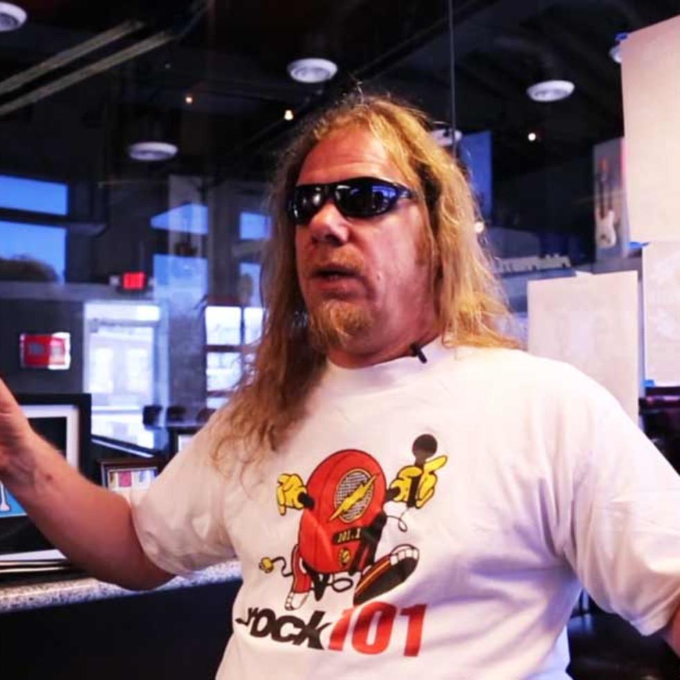 Outlaw Dave Houston KLOL Rock 101