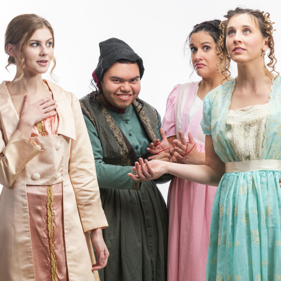 MainStage Irving-Las Colinas presents Pride & Prejudice