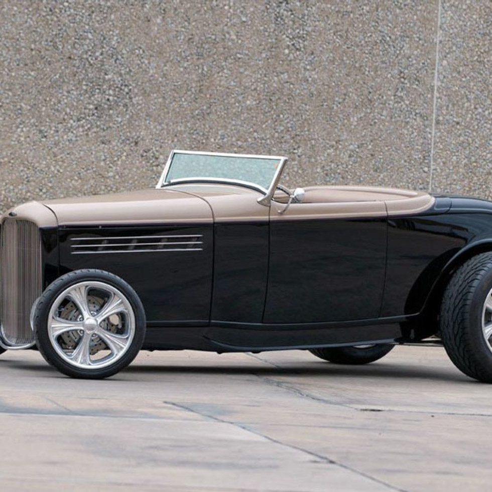 Sam Pack auto auction Ford roadster