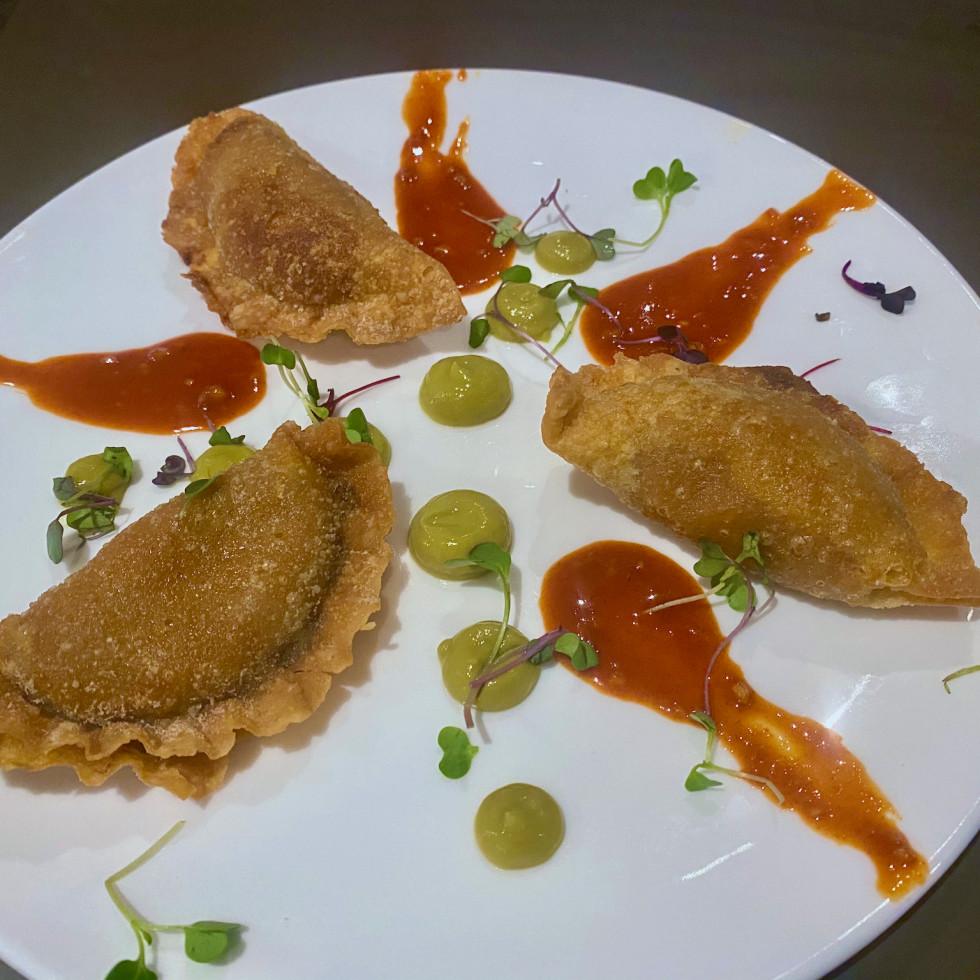 Dak & Bop mandu dumplings