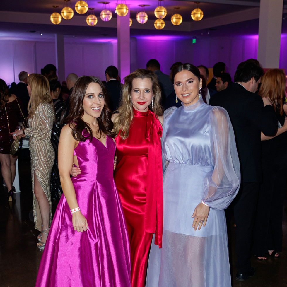 Elise Nichols, Megan Sterquell, Bela Cooley
