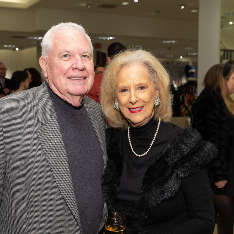 Social Book Neiman Marcus Page Parkes anniversary 2020 David and Mary Ann McKeithan