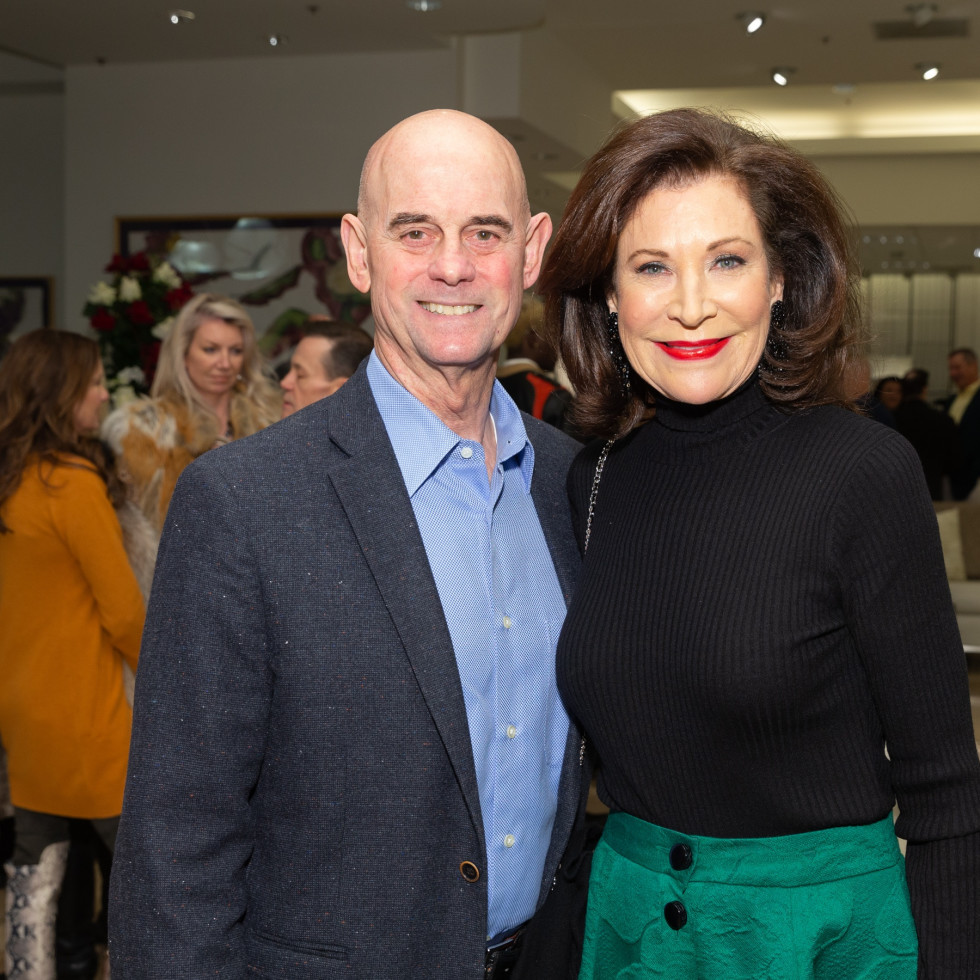 Social Book Neiman Marcus Page Parkes anniversary 2020 John and Betty Hrncir