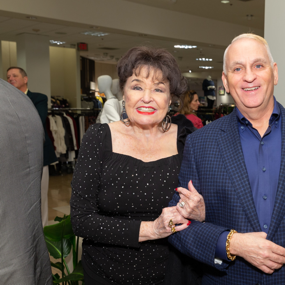 Social Book Neiman Marcus Page Parkes anniversary 2020 Warner Roberts and Glenn Guiler