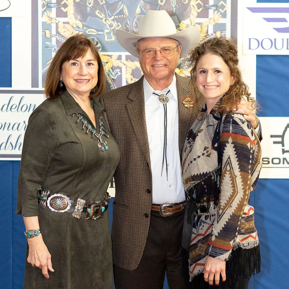 Paul Leonard, Cindy Leonard, Lauren Leonard