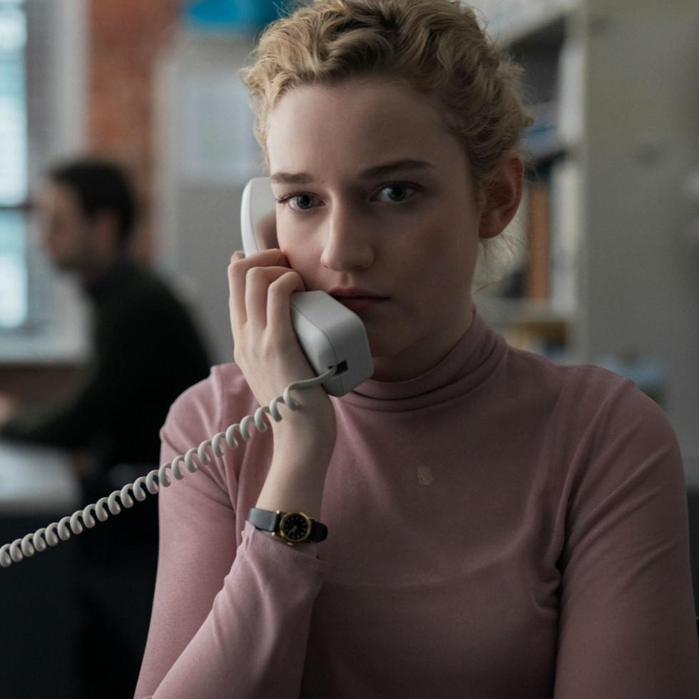 Julia Garner in The Assistant