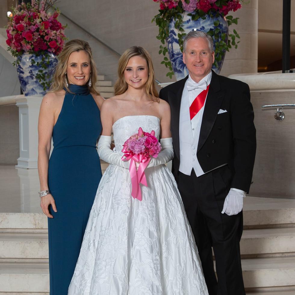 Amanda, Beth and Brint Ryan