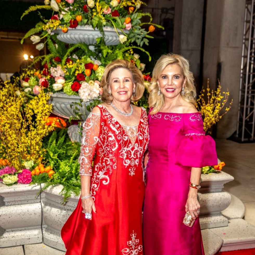 JCB Co-chairs Anne Paup, Sally Prater