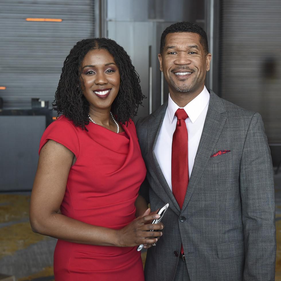 Dr. Kami Banks, John Richard