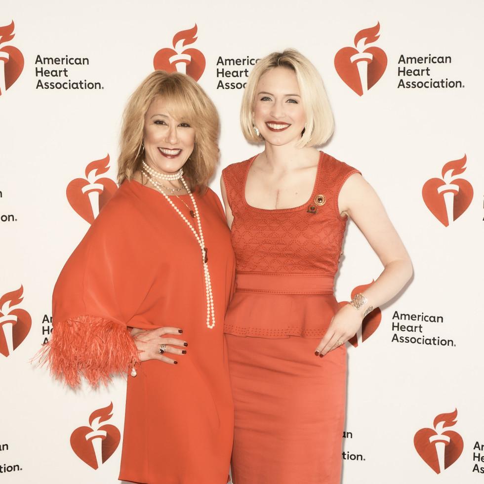 Dr. Suzanne Steinbaum, Heather Hooper