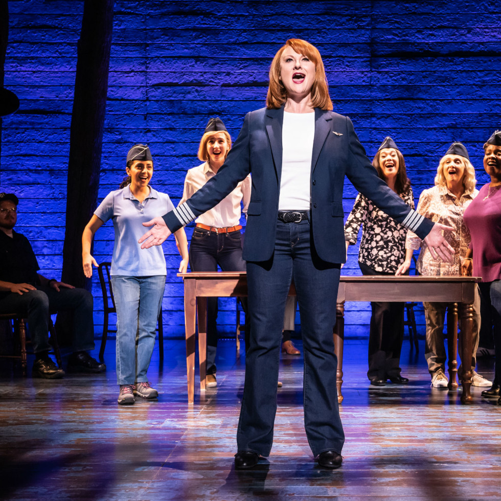 Come from Away national tour