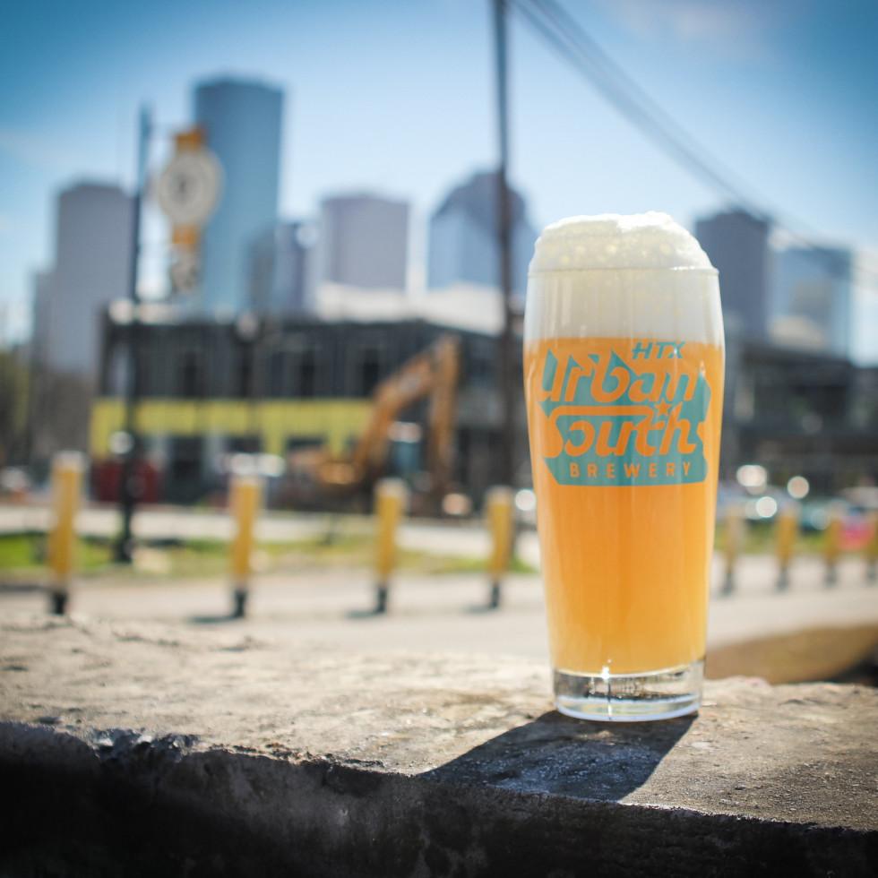 Urban South Brewery HTX