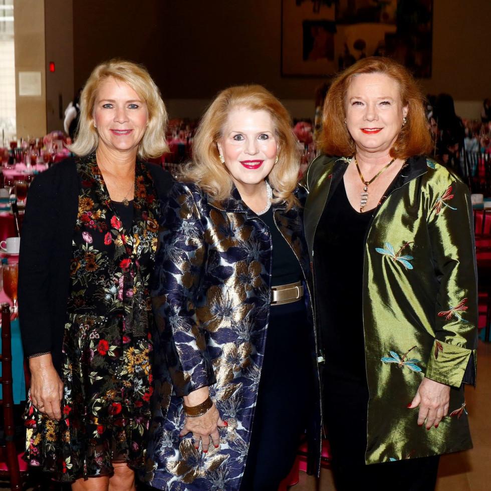 Cindy Williams, Sarah Jo Hardin, Shannon Callewart
