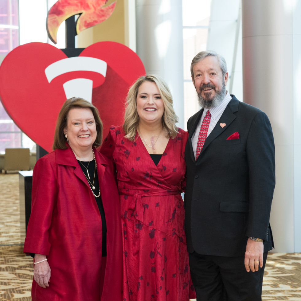 Margaret Ford, Meredith O'Neal, Gary Ford