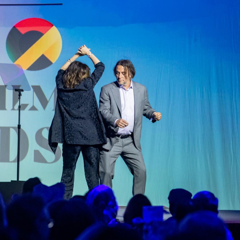 Texas Film Awards 2020 parker posey richard linklater