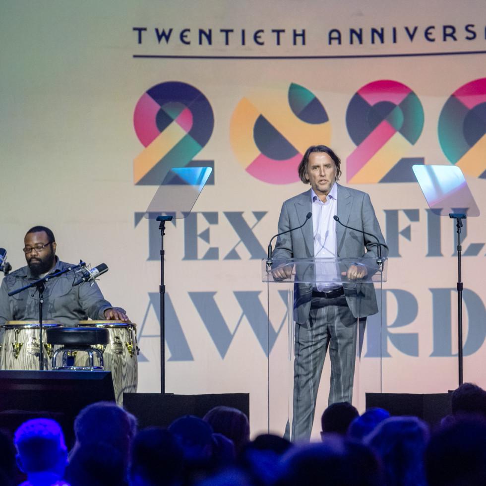 Texas Film Awards 2020 richard linklater