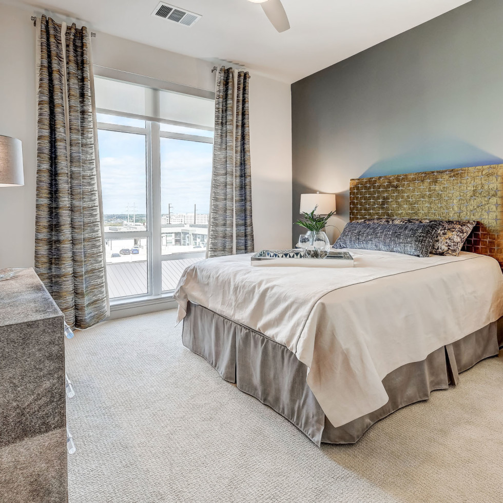 The Grand Residences at The Domain Austin apartments