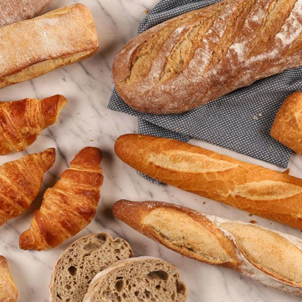 San Martin Bakery bread