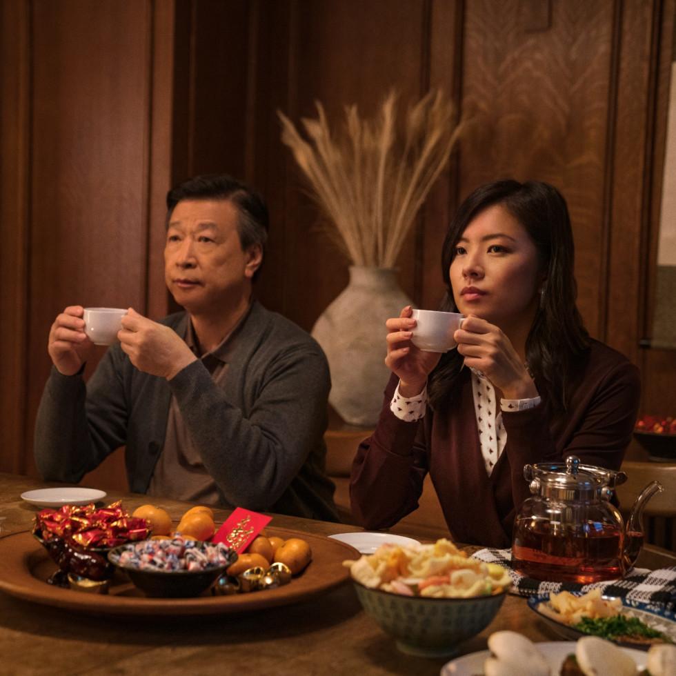 Tzi-Ma and Christine Ko in Tigertail