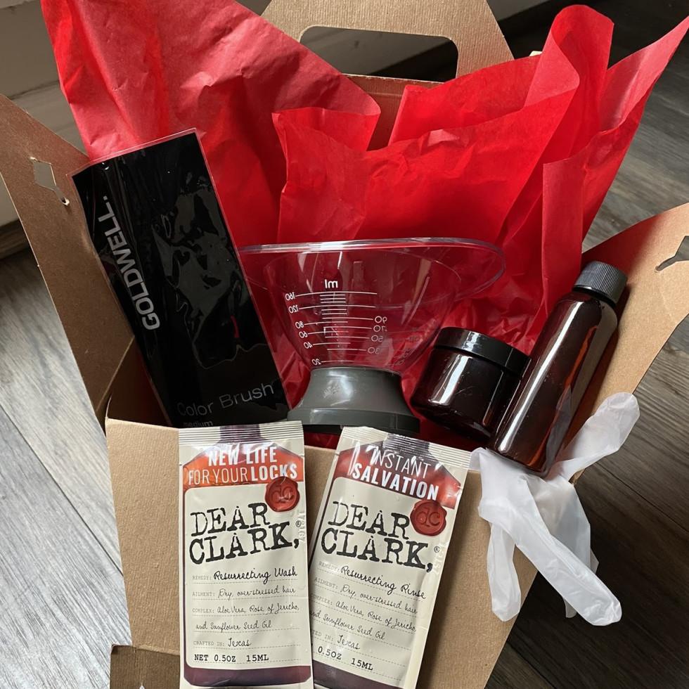 Dear Clark gift box